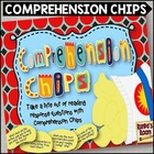 Comprehension Chips - Fun with Reader Response Questions