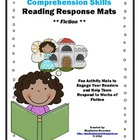 Comprehension Skills Reading Response Mats