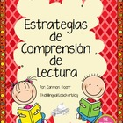 Comprehension Strategies Skills in Spanish