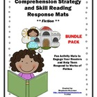 Comprehension Strategies and Skills Reading Response Mats