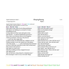 Comprehension Through Grammar Sleeping Beauty 1C Exercises S