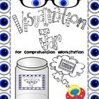 Comprehension Workstation and Centers Visualization Jar