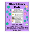 Comprehensive Short Story Unit