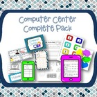Computer Center Complete Pack: A Guide to Organizing & Man