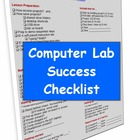 Computer Lab Success Checklist