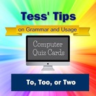 Computer Quiz Cards: Learning to Use To, Too, and Two