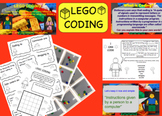 Computerless Coding / Computer Programming with Lego