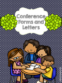 Conference Forms & Letters