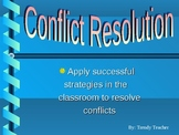 Conflict Resolution Powerpoint