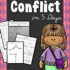 Conflict in 5 Days:  Lessons to Teach Story Conflict