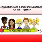 Conjunctions Slide Show - PowerPoint Lesson Plan
