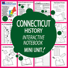 Connecticut History Lesson-Common Core-Audio Included!