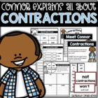 Conner Explains All About Contractions {Common Core} Expla