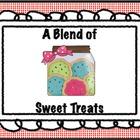 Consonant Blends:  A Blend of Sweet Treats
