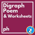 Consonant Digraph /ph/ Phonics Poem and Worksheets