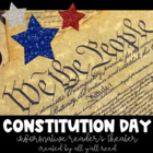Constitution Day Informative Reader's Theater