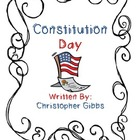 Constitution Day Nonfiction Text plus anchor chart materia