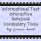 Common Core Tools: Reading Informational Text Interactive