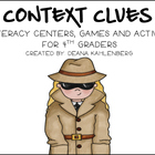 Context Clues {A Mini-Unit for 4th Graders}