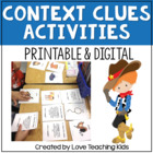 Context Clues Unit