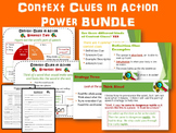Context Clues in Action POWER BUNDLE