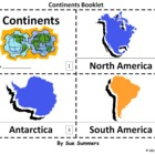 Continents 2 Booklets