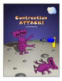 Contraction Attack: Contraction worksheets