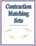 Contraction Matching Sets & Recording Sheets