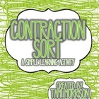 Contraction Sort [a simple learning activity]