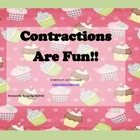 Contractions Are Fun!