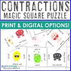 Contractions Magic Square for 3rd & 4th