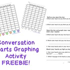 Conversation Hearts Graphing Activity FREEBIE!