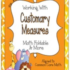 Converting Customary Measures Fold-Up & More