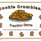 Cookie Crumbles Fraction Game