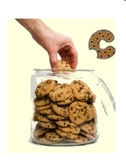 Cookie Crunch Sight Words