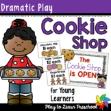 Cookie Shop - Bakery Dramatic Play Center