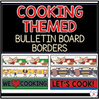 Cooking Themed Bulletin Board Borders/Trimmers