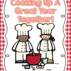 Cooking Up a Great Year Together {a tasty back to school a