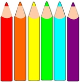 Cool Colored Pencils