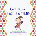 Cool School Fact Families