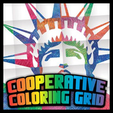 Cooperative Grid Art Project - Liberty
