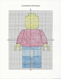 Coordinate Graphing Mystery Picture [LEGO Minifigure]