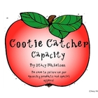 Cootie Catcher - Capacity