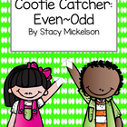 Cootie Catcher - Even or Odd?