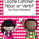 Cootie Catcher - Noun or Verb?