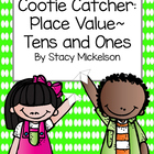 Cootie Catcher - Place Value
