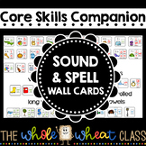 Core Knowledge Companion: Sound & Spell Cards