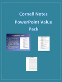 Cornell Notes PowerPoint Value Pack