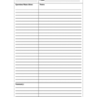 Cornell Notes Printable FREEBIE