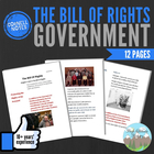 Cornell Style Lecture Notes (The Bill of Rights) Government